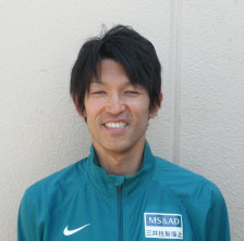 熊谷 豊 選手