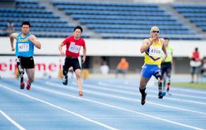 日本パラ陸上競技選手権大会