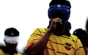 第16回 アクサ ブレイブカップ ブラインドサッカー日本選手権 FINALラウンド
