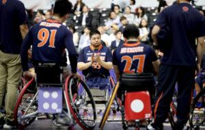 天皇杯 第46回日本車いすバスケットボール選手権大会〜香西宏昭選手〜