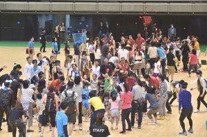 東京体育館スポーツドリーム2017
