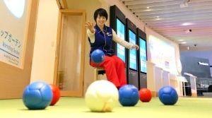 ボッチャでパラリンピックを楽しく学ぼう!東京パラリンピック大会3年前 特別ワークショップ