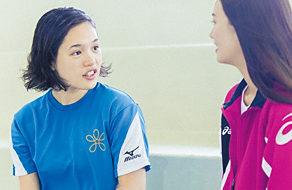 【後編】パラスポgirlに会いたい!「水泳は喜びを共有する手段」の画像