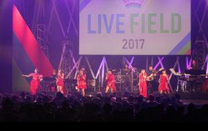 「TEAM BEYOND LIVE FIELD 2017」で、2,000人が音楽とパラスポーツの融合を体感!の画像