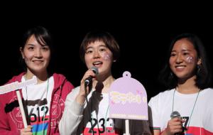 これまでの活動の集大成! 高校生文化祭「青二祭」に「放課後BEYOND」ブース参加!