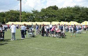 第37回 板橋区障がい者スポーツ大会の画像