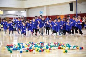 ブリヂストン×オリンピック×パラリンピック a GO GO! in 小平