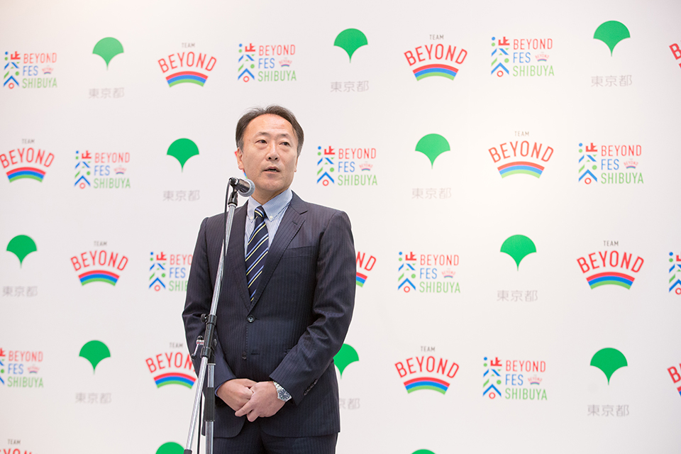 パラスポーツの魅力を渋谷の街から発信しよう!「BEYOND FES 渋谷」が開幕