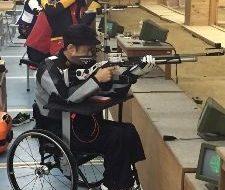 第30回全日本障害者ライフル射撃競技選手権大会の画像