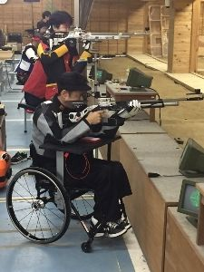 第30回全日本障害者ライフル射撃競技選手権大会
