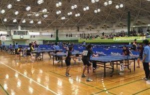 2017FIDジャパン・チャンピオンリーグ卓球大会の画像