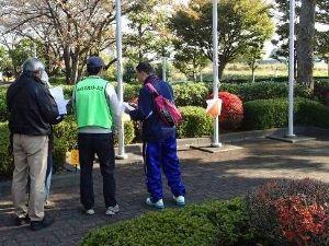 トレイル・オリエンテーリング体験会in元気フィールド仙台(ウェルフェアスポーツ2017)