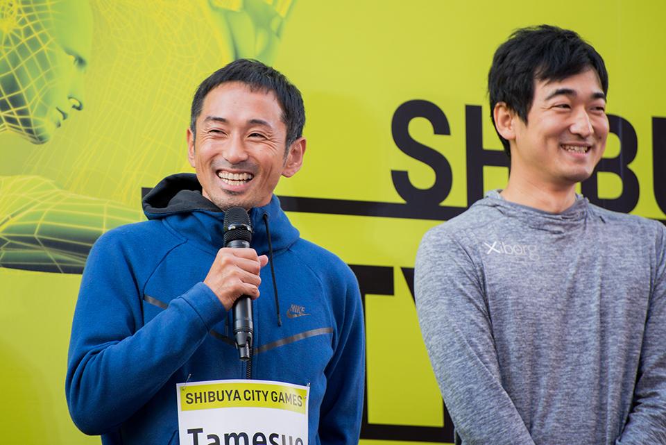 渋谷の街で、義足ランナーたちが世界記録にチャレンジ!「渋谷シティゲーム~世界最速への挑戦~」が開催