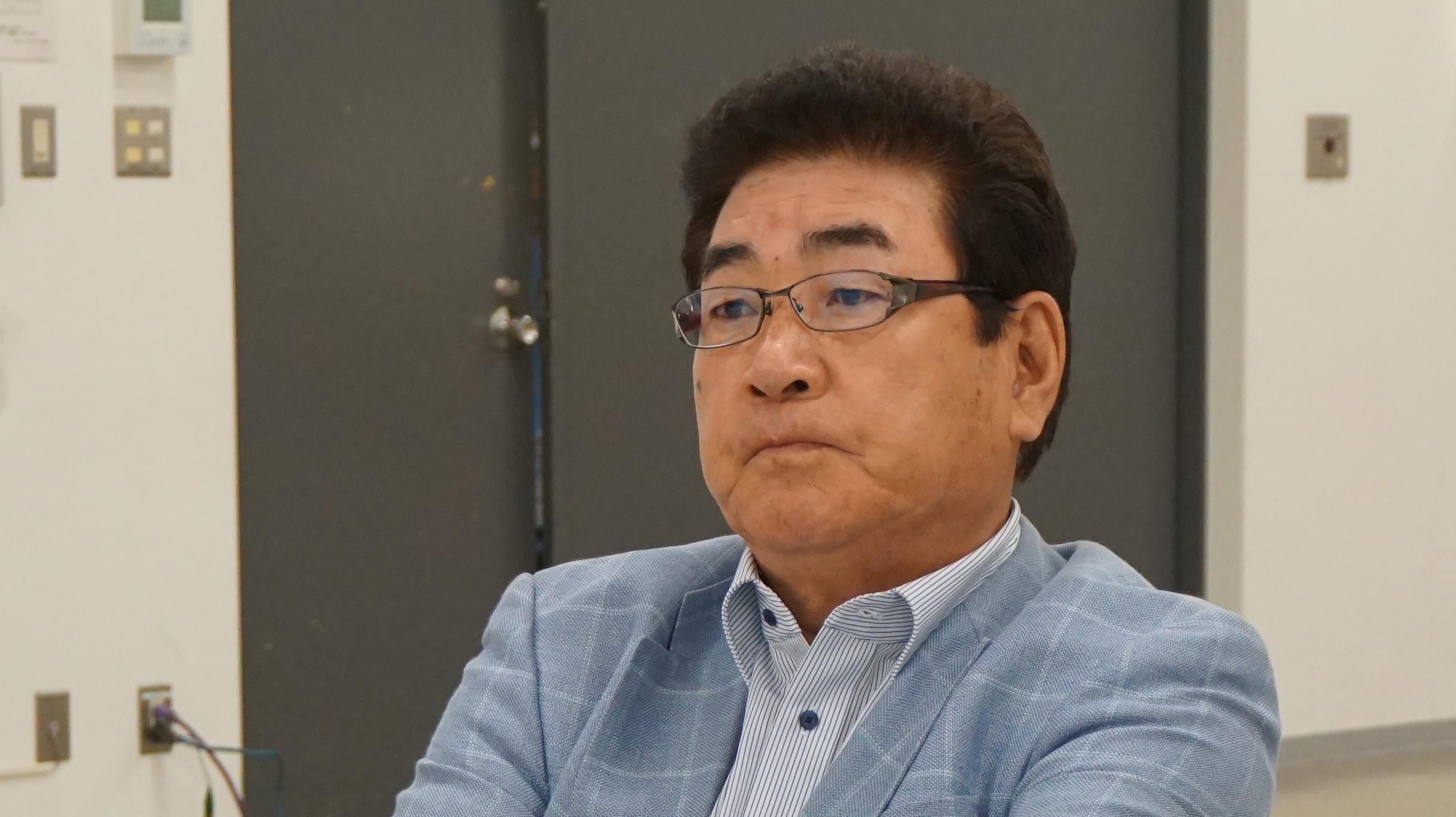 日本プロ野球名球会の山本理事長と柴田副理事長が 車いすバスケを体験&観戦!