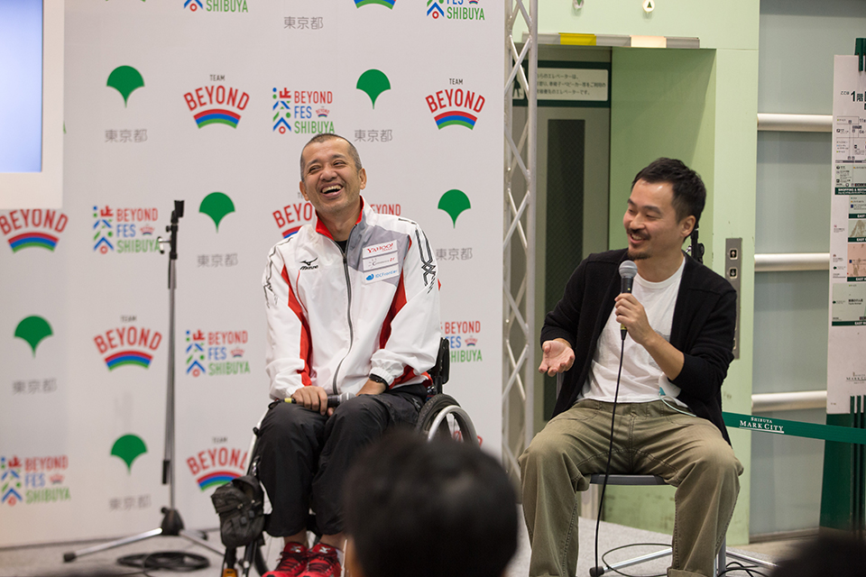 パラスポーツ×マンガ、そしてパラアスリート×テクノロジー!「BEYOND FES 渋谷」でトークイベントを開催