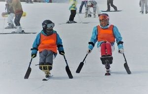 第39回長野県障がい者スキー大会の画像