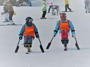 第39回長野県障がい者スキー大会