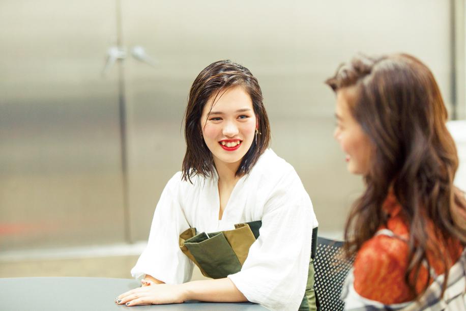 【後編】パラスポgirlに会いたい!「一ノ瀬メイさんと泉はるがファッションシュートに挑戦!」