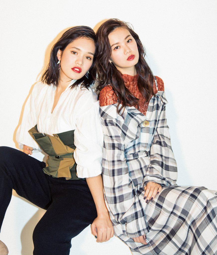 【前編】パラスポgirlに会いたい!「一ノ瀬メイさんと泉はるがファッションシュートに挑戦!」