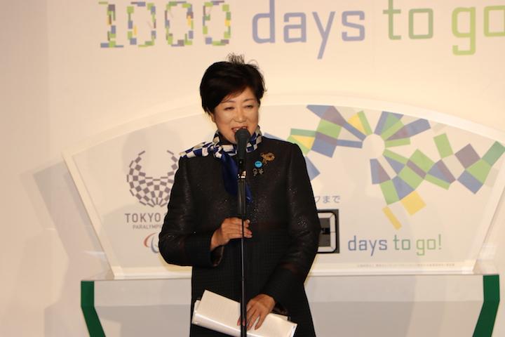 YOSHIKIもエール! 「みんなの Tokyo 2020 1000 Days to Go!」イベントレポート