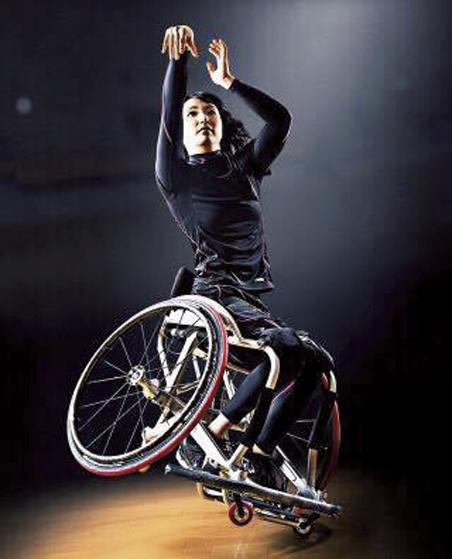 【前編】パラアスリートのなりたい私。「車いすバスケと出合って 世界がどんどん広がった」