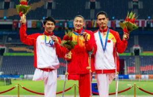 パラで圧倒的メダル獲得数を誇る中国 ~パラスポーツ事情・中国編~の画像