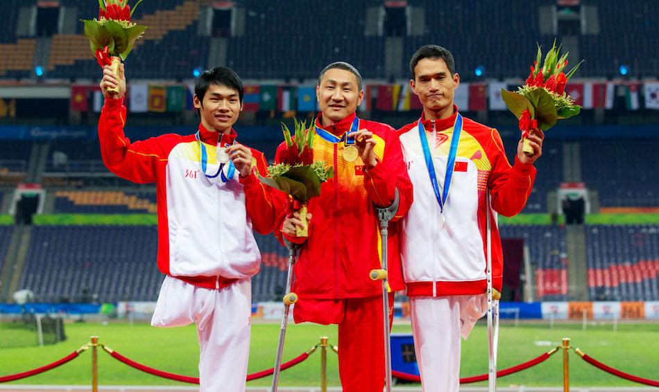 パラで圧倒的メダル獲得数を誇る中国 ~パラスポーツ事情・中国編~