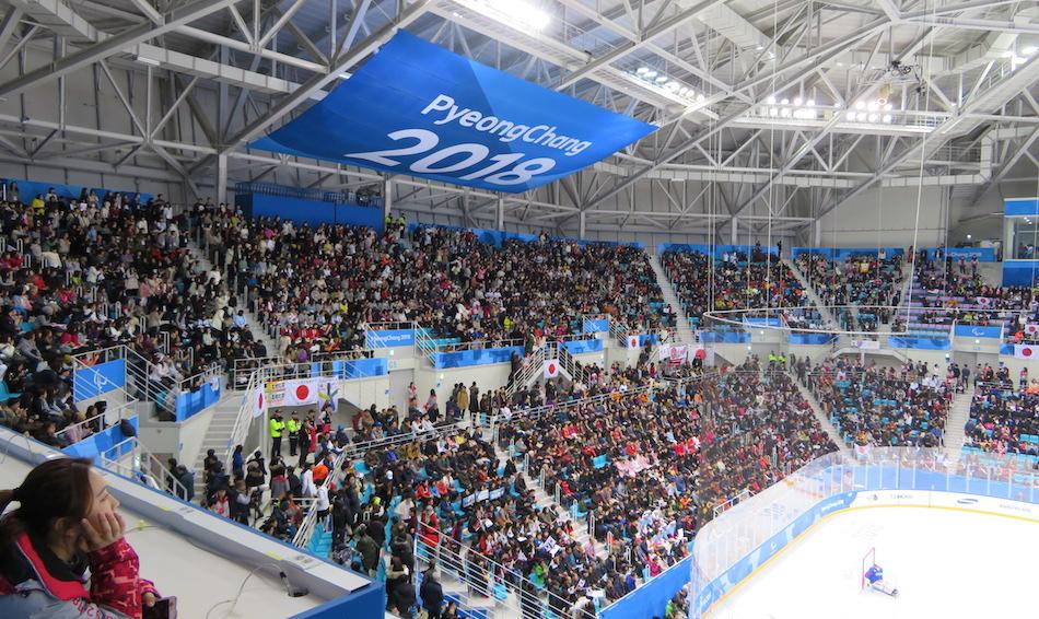 【現地レポート】平昌パラリンピック会場内外で見た景色