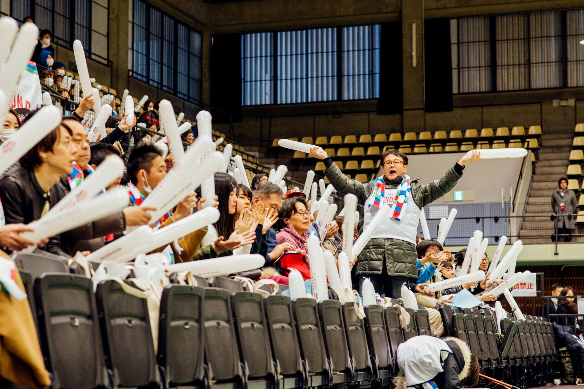 応援のかたちは会場でつくりあげる!パラスポーツの観戦、応援、パフォーマンスを楽しんだ「BEYOND STADIUM」