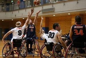 第8回関東カップ車椅子バスケットボール大会