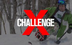 最高時速100キロ以上!雪上のF1・チェアスキーに、素人がチャレンジの画像