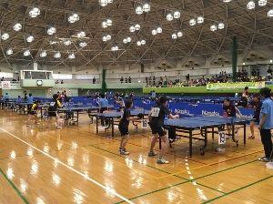 2018FIDジャパン・チャンピオンシップ卓球大会(第21回)