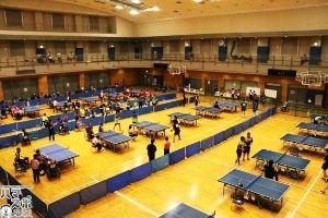 横浜パラ卓球大会 2018