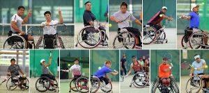 第24回 国際車いすテニス大会「仙台オープン 2018」 仙台車いすテニストーナメントの画像