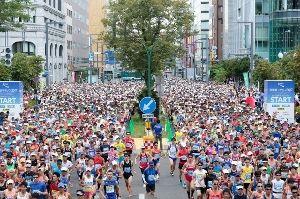 北海道マラソン2018