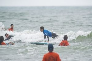 JASO 第1回全日本障がい者サーフィン選手権