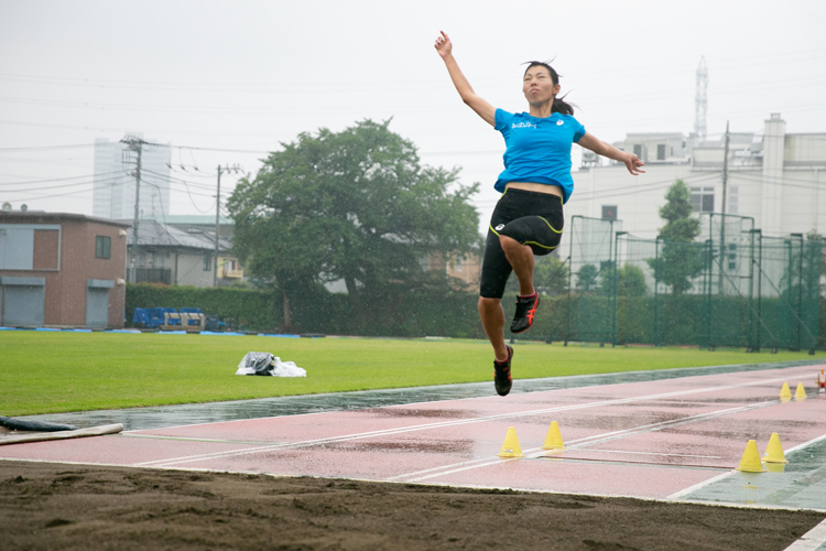 密着!パラアスリートの肖像 ~陸上(走り幅跳びT12クラス)・澤田優蘭選手①~