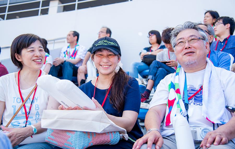 応援の声とともに跳び上がる!「関東パラ陸上」での走幅跳・澤田優蘭選手の挑戦