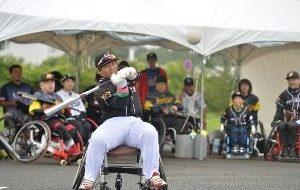 中外製薬 2018東京国際車椅子ソフトボール大会の画像