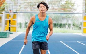パラ陸上・佐藤圭太「僕が走り続ける理由」。の画像