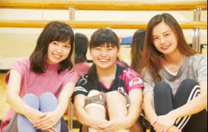 【前編】パラスポgirlに会いたい!「パラ卓球界のエース、友野有理さんを応援!」の画像