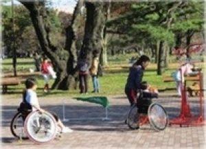 「ユニバーサルスポーツフェスタ2018」武蔵野中央公園