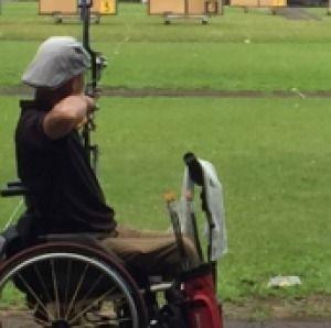 第32回七沢杯アーチェリー競技大会 兼 第39回関東甲信越身体障害者アーチェリー神奈川大会