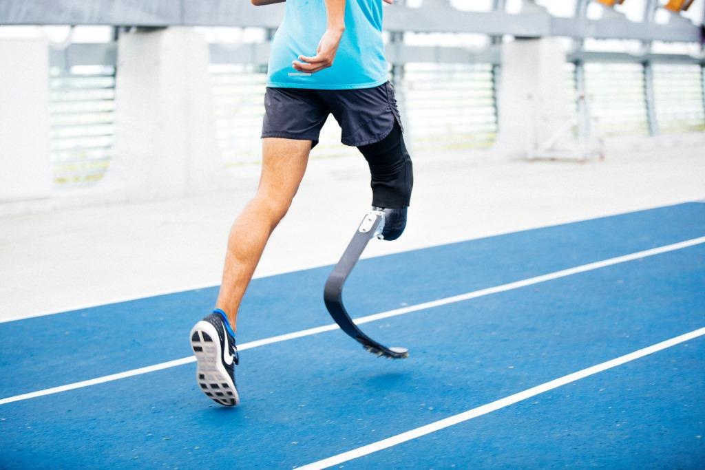 パラ陸上・佐藤圭太「僕が走り続ける理由」。