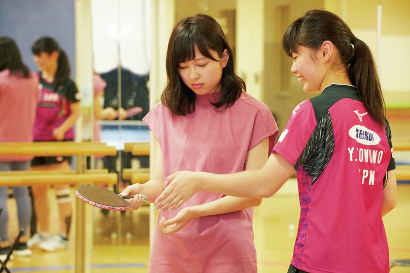 【前編】パラスポgirlに会いたい!「パラ卓球界のエース、友野有理さんを応援!」