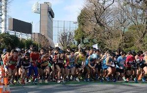 第4回日本IDハーフマラソン選手権大会・10kmロードレースの画像