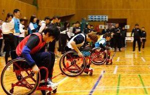 全国横断パラスポーツ運動会(中四国ブロック)の画像