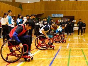 全国横断パラスポーツ運動会(中四国ブロック)