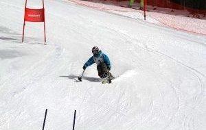 第40回長野県障がい者スキー大会(スキー体験教室)の画像