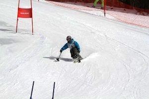 第40回長野県障がい者スキー大会(スキー体験教室)